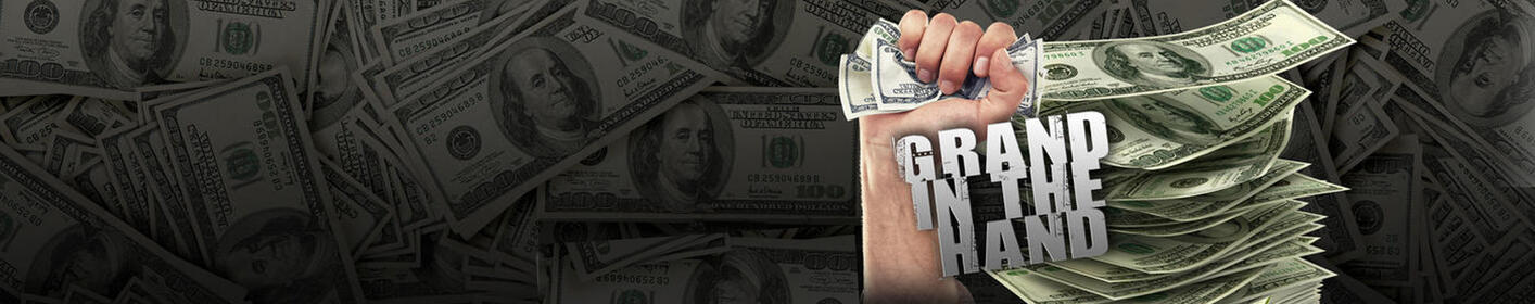 Listen Each Hour At :15 After For Your Shot To Win $1,000!