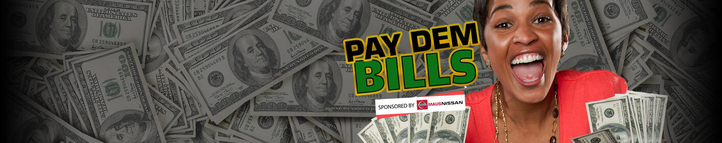 Listen weekdays for your chance to win $1,000 16x a day!