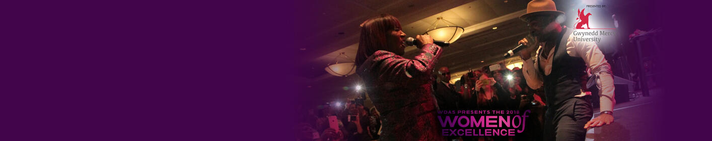 WDAS Women of Excellence 2018 Recap - See the Pics and Videos + more coming soon!