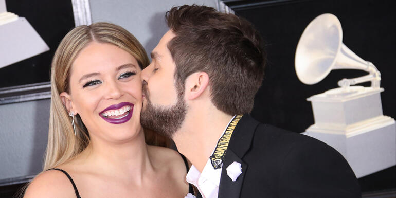Thomas Rhett Shares Secret To Successful Marraige