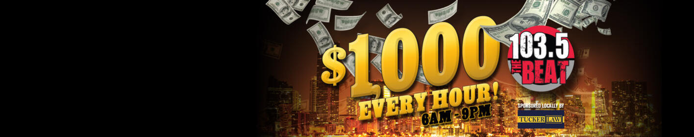 We're Makin Money Moves Again Weekdays 6a-10p!