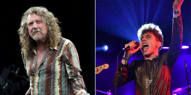 Robert Plant Calls Out Greta Van Fleet for Not Admitting Zeppelin Influence