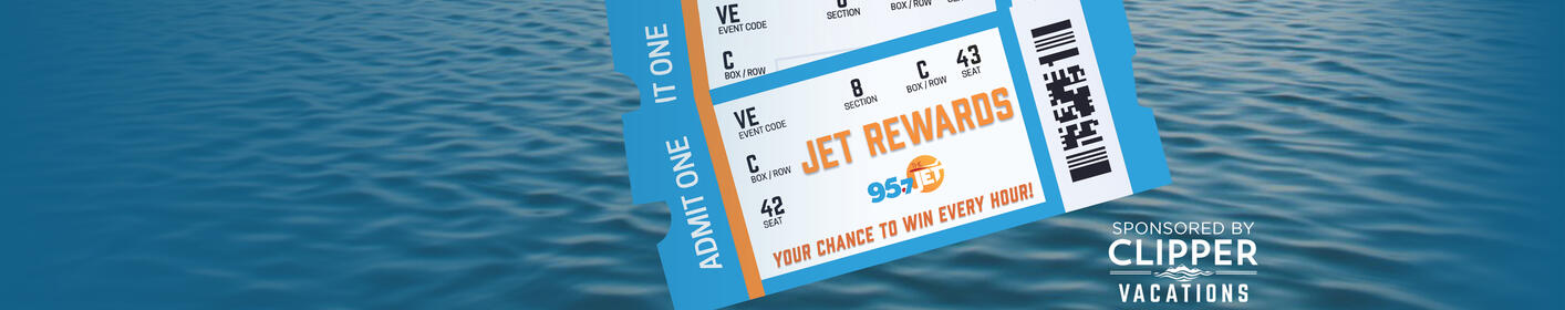 Jet Rewards Program: Win a Trip for 4 with Clipper Vacations!