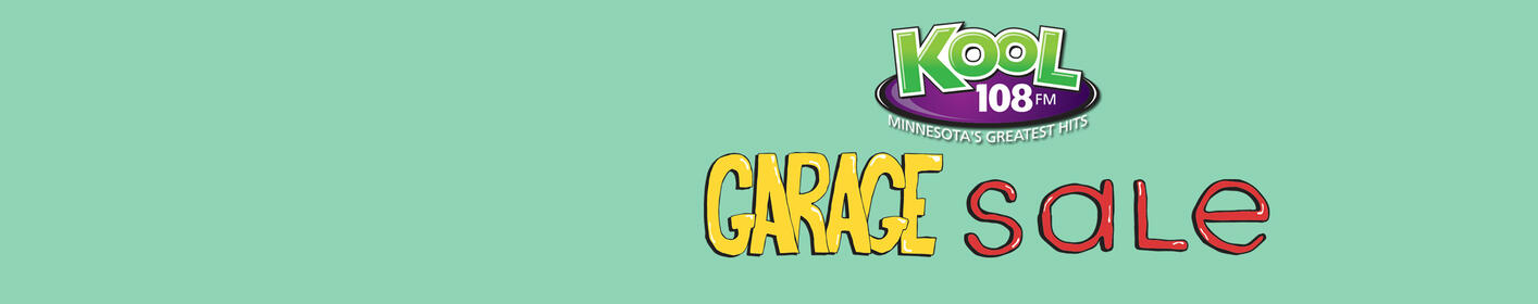 Register your garage sale and we'll help promote it for you!