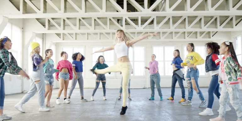 "Meghan Trainor's New ""No Excuses"" Video Enlists All-Star Dance Influencers"