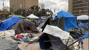 image for Austin's Homeless Issues are a Cautionary Tale for Houston
