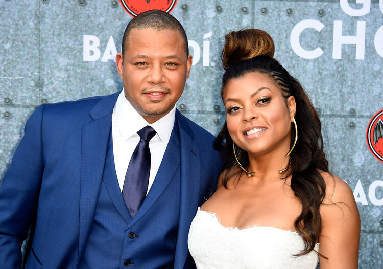 Terrance Howard and Taraji P. Henson - Getty Images