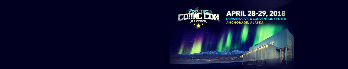 WIN: Arctic Comic Con Giveaway - VIP Experience For Two