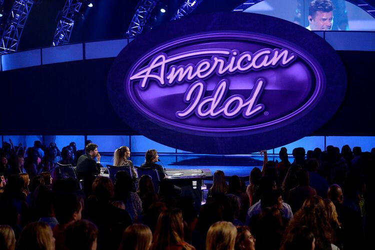 American Idol Getty