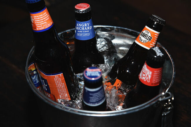 Bucket of Beer Getty