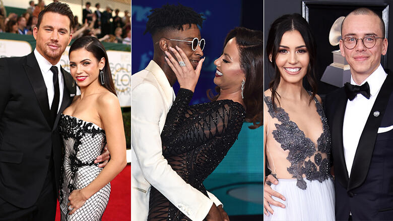 Celebrity couple split up