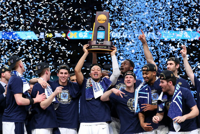 Villanova celebration - Getty Images