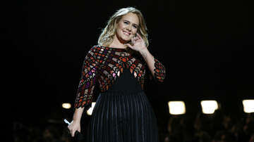 Entertainment News - Adele Shows Off Slim Figure In Photo With The Spice Girls