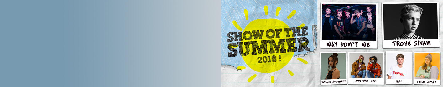 Show of The Summer at Hersheypark Stadium!