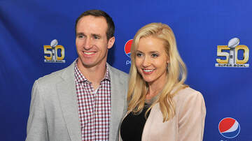 Louisiana Sports - Brees Among NFL Sportsmanship Nominees