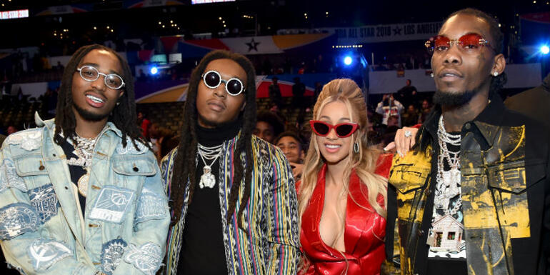Cardi B Celebrates Her Success On New Song 'Drip' Featuring Migos