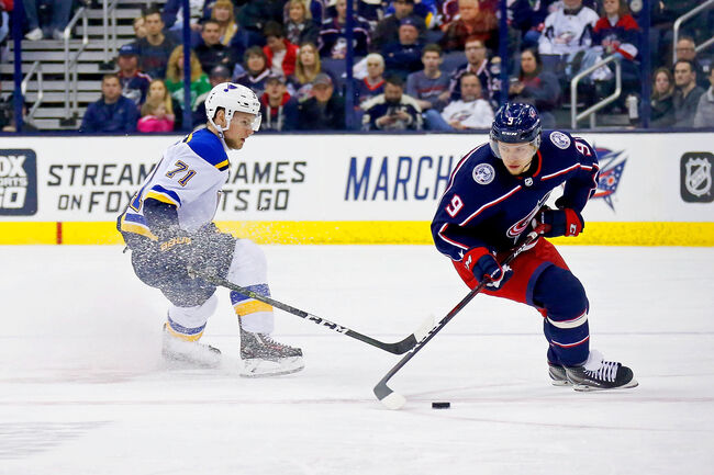 Artemi Panarin has set CBJ single-season records for points and assists