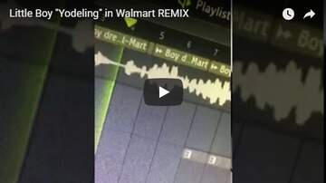 Trey - Yodeling Walmart Kid Remix