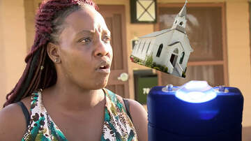 Trending - Mother Tases Son To Wake Him For Church