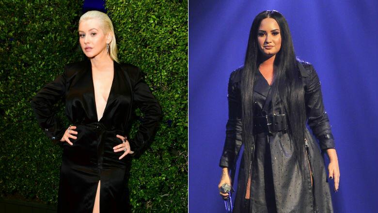Jon Bellion Says He Produced Christina Aguilera & Demi Lovato's New Collab