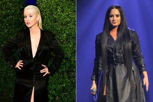 Christina Aguilera & Demi Lovato To Debut Duet At Billboard Music Awards