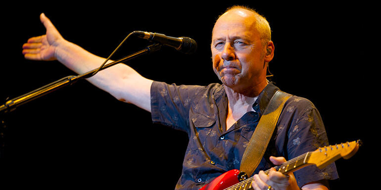 Dire Straits Will Perform Without Mark Knopfler at Hall of Fame Induction