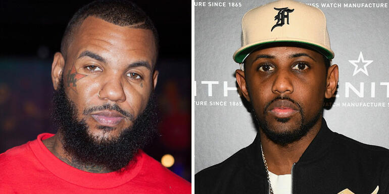 "The Game Speaks On Fabolous' Abuse Case: ""Another Black Family Torn Apart"""