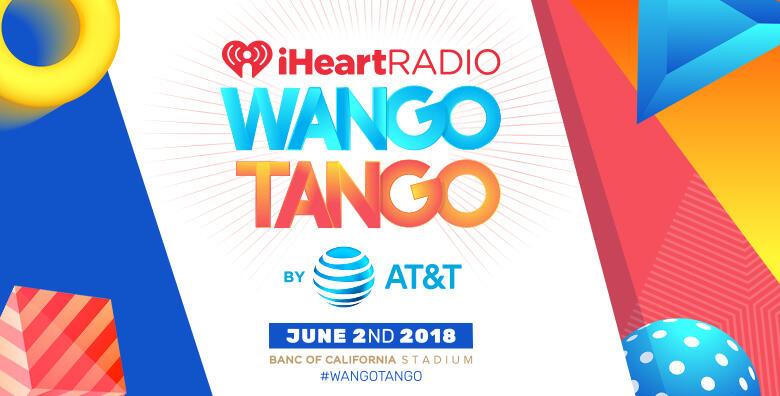 iHeartRadio Wango Tango by AT&T