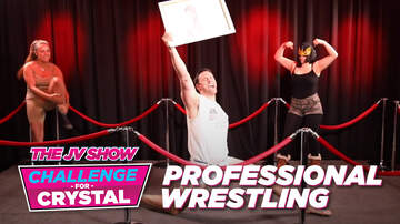 The JV Show - The JV Show Challenge for Crystal: Pro Wrestling