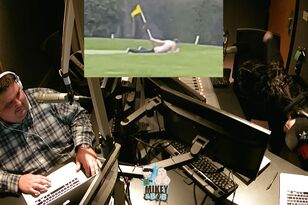 The naked golf guy '19th hole' story