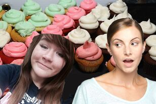 Teen Buys All Of Shop's Cupcakes To Spite Fat-Shamer