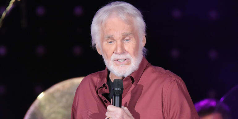 Kenny Rogers Cancels Shows Due To Illness