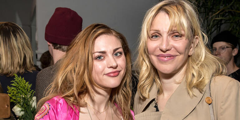 Frances Bean Cobain Shares, Then Deletes Clip of Song She's Writing