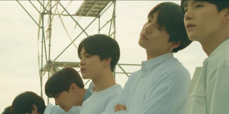 BTS Tease New Song In Nine-Minute 'Euphoria' Video