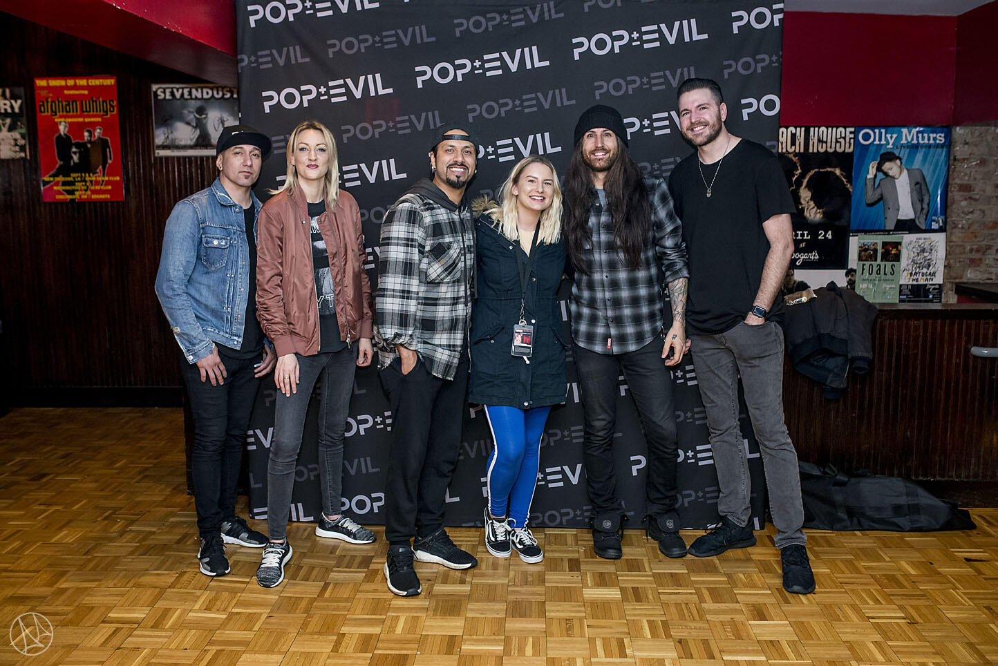 Pop Evil Meet And Greet The Project 1007 1063