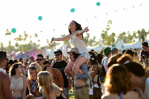 Coachella Is Going To Be Almost 100 Degrees!