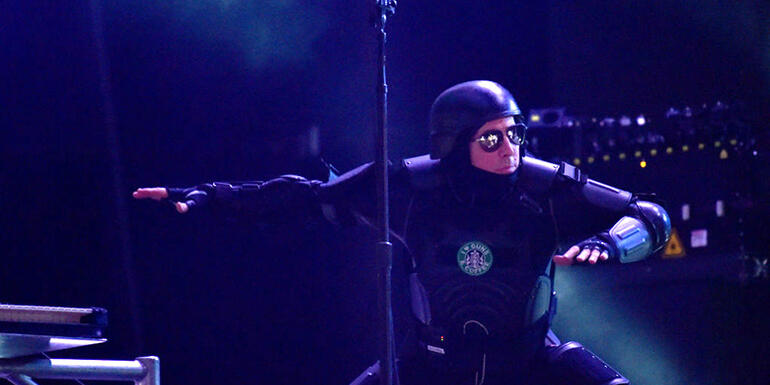 Maynard James Keenan Compares TOOL Delays to GNR's 'Chinese Democracy'