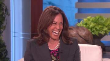 The Michael Brown Show - A Moment of Ellen's Lovefest With Kamala Harris