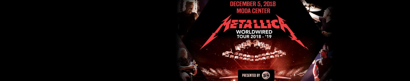 12/5/18 @ The Moda Center! Enter daily to score your tix HERE