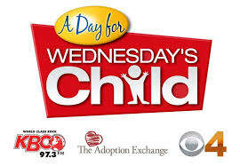 Front Range Focus - A Day for Wednesday's Child