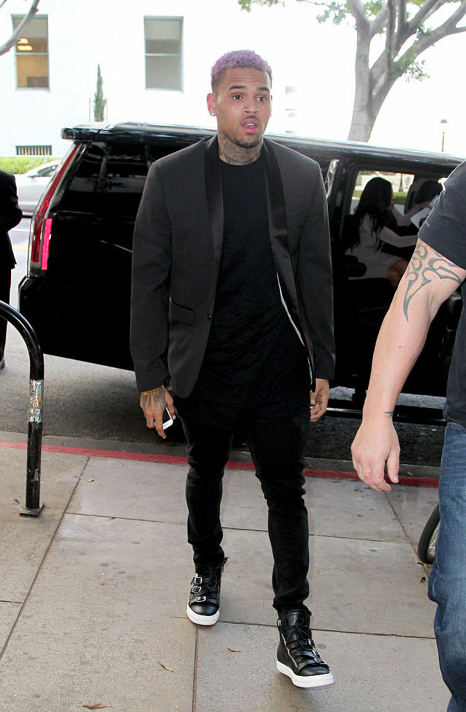 Chris Brown Threatens Valet Attendant | Shannon's Dirty on the :30 ...