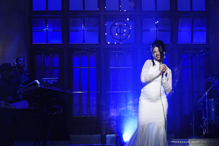 It's a Girl: 'Invasion of Privacy' Pregnant Singer Cardi B Accidentally Reveals the Sex Baby