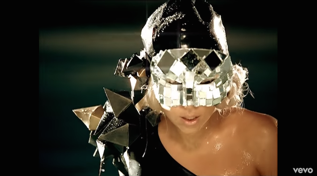 "Lady Gaga - ""Poker Face"" music video"