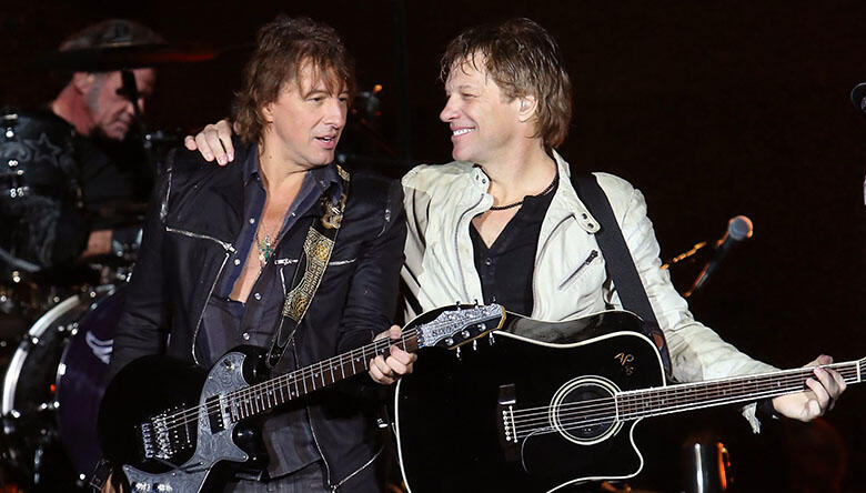 Richie Sambora Has Reunited With Bon Jovi at Rock Hall Rehearsals