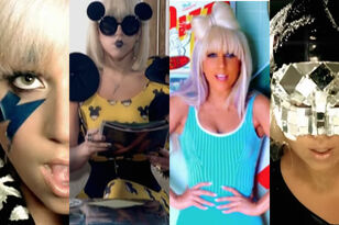 Lady Gaga's Most Iconic 'The Fame' Era Music Video Looks