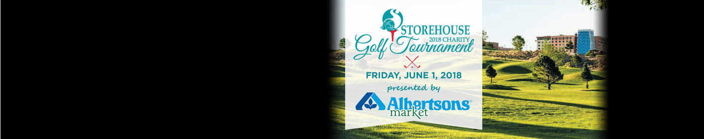 94 Rock presents The Storehouse Charity Golf Tournament!