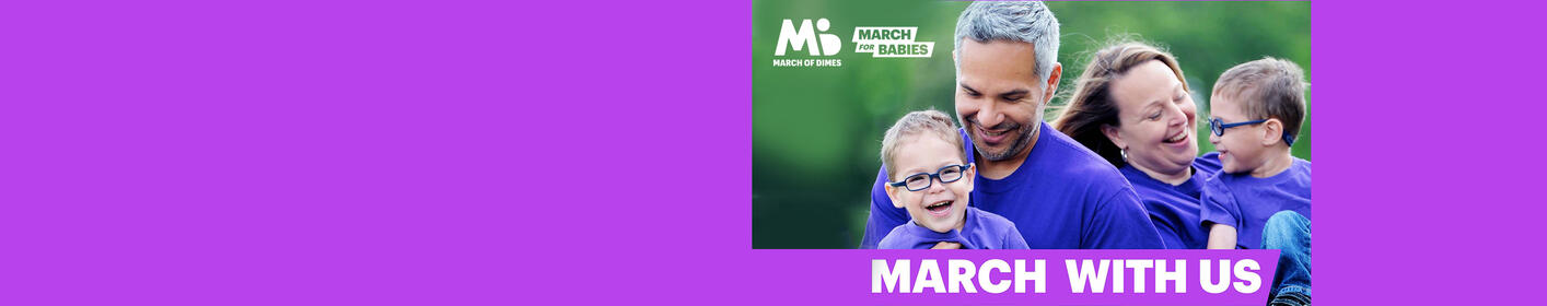March for Babies happening April 28 in Daffin Park