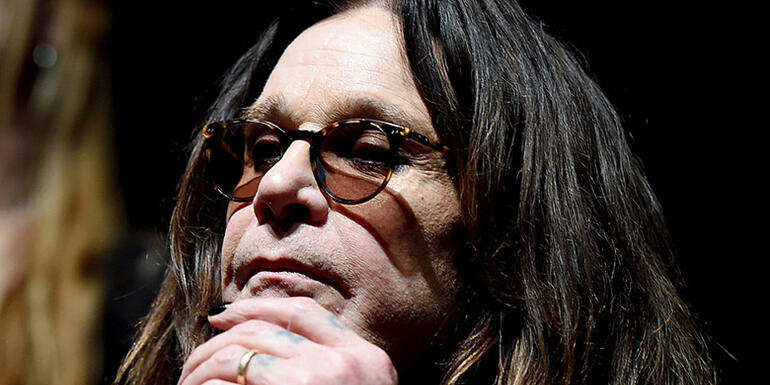 Ozzy Osbourne Has Given Up Driving Following Fender Bender