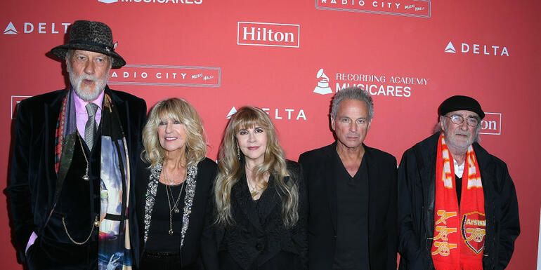 Lindsey Buckingham Fired From Fleetwood Mac