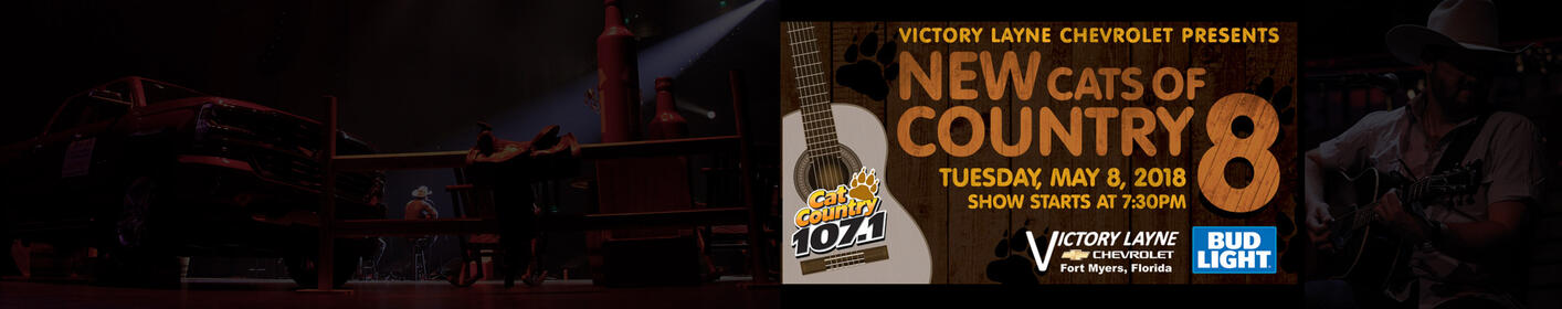 New Cats of Country 8
